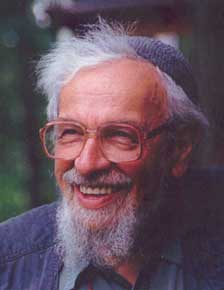 Reb Zalman Schachter-Shalomi