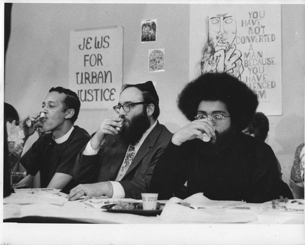 Freedom Seder 1969 (Arthur Waskow)
