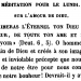 Méditation Pour le Lundi by R' Arnaud Aron and Jonas Ennery (1848), translated to English by Isaac Leeser (1863)