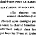 Méditation Pour le Mardi by R' Arnaud Aron and Jonas Ennery (1848), translated to English by Isaac Leeser (1863)