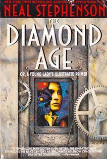 Neal Stephenson - Diamond Age (cover)