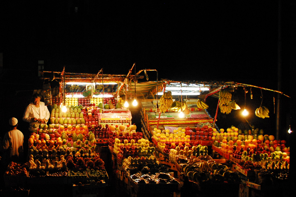 Image: Fruit Market by Tinou Bao (License: CC-BY 2.0)