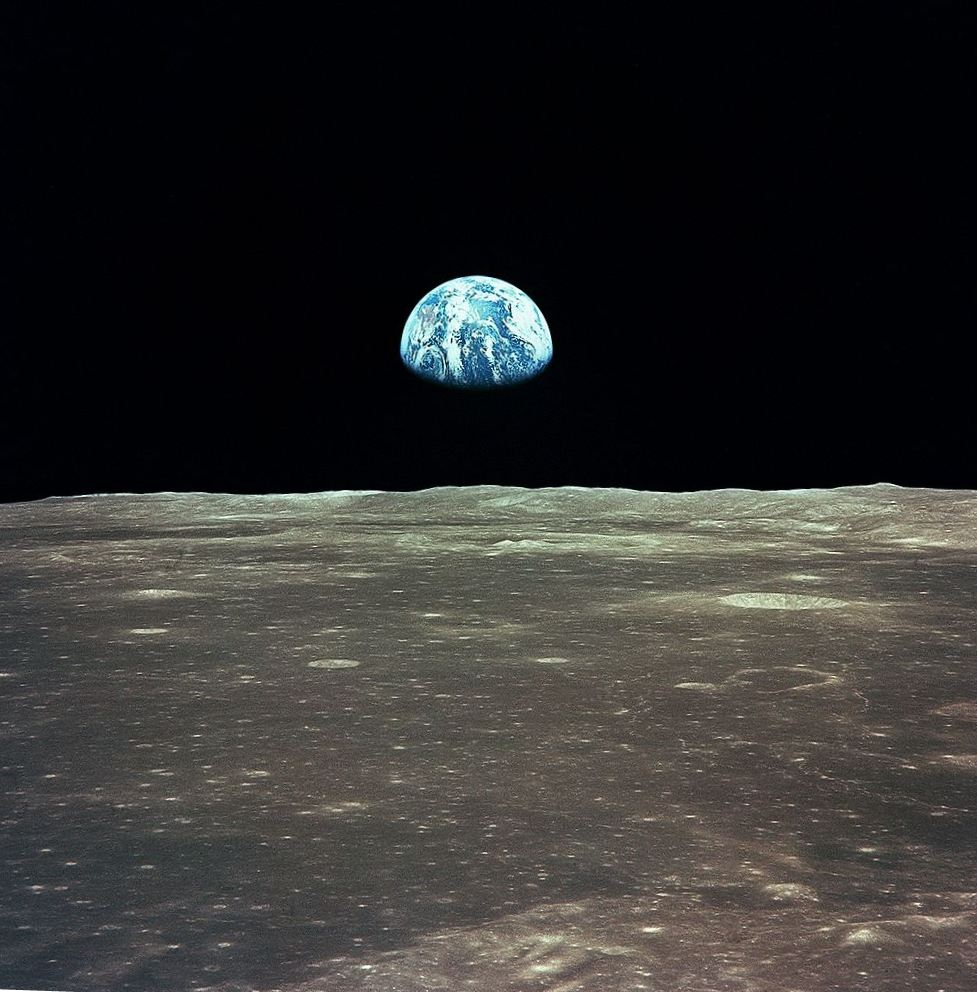 """AS11-44-6552"""" -- a photo in the public domain from the Image Science and Analysis Laboratory, NASA-Johnson Space Center. """"The Gateway to Astronaut Photography of Earth. (cropped by Aharon Varady)."""