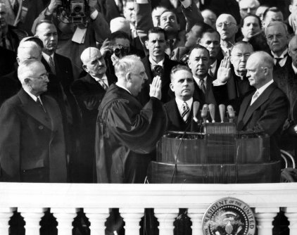 Inauguration Day Prayer for President Dwight D. Eisenhower by Rabbi Abba Hillel Silver (1953)