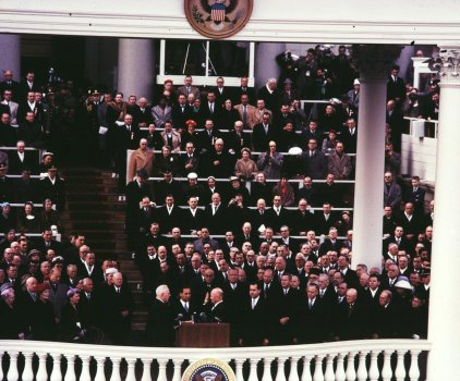 Inauguration Day Prayer for President Dwight D. Eisenhower by Rabbi Dr. Louis Finkelstein (1957)