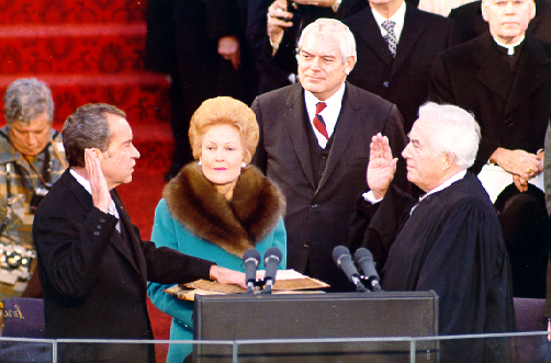 Inauguration Day Prayer for President Richard M. Nixon, by Rabbi Seymour Siegel (1973)