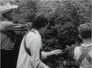 Florida farmworkers in 1960, from the Peabody Award-winning CBS documentary Harvest of Shame