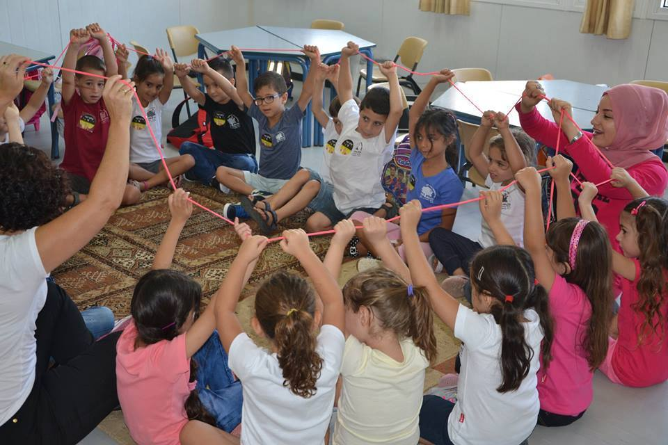 From the Galilee school of Hand in Hand: Center for Jewish-Arab Education in Israel