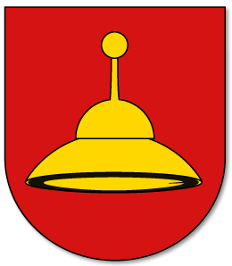 Muster Judenhut escutcheon