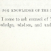 A Prayer for Knowledge of the Messiah, by Rosa Emma Salaman (1851)