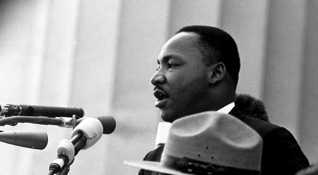 """I have a Dream"" by Martin Luther King, Jr.: a Haftarah reading for MLK Shabbat with cantillation added by Rabbi David Evan Markus"