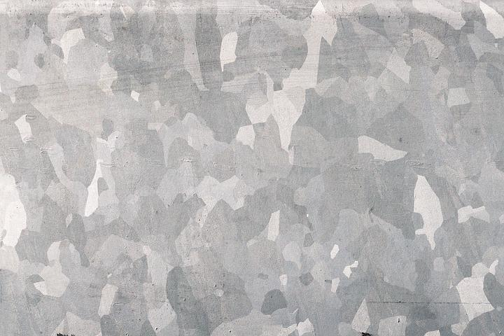 """""""metal pattern texture zinc plated"""" (credit: anaterate, license: CC0)"""