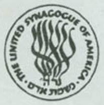 United Synagogue of America