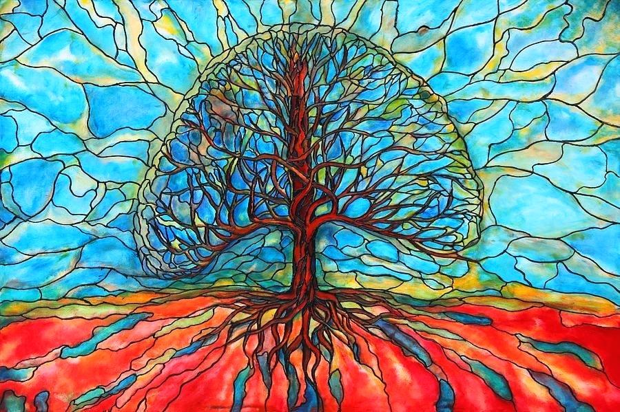 """Tree of Life"" by Rae Chichilnitsky"