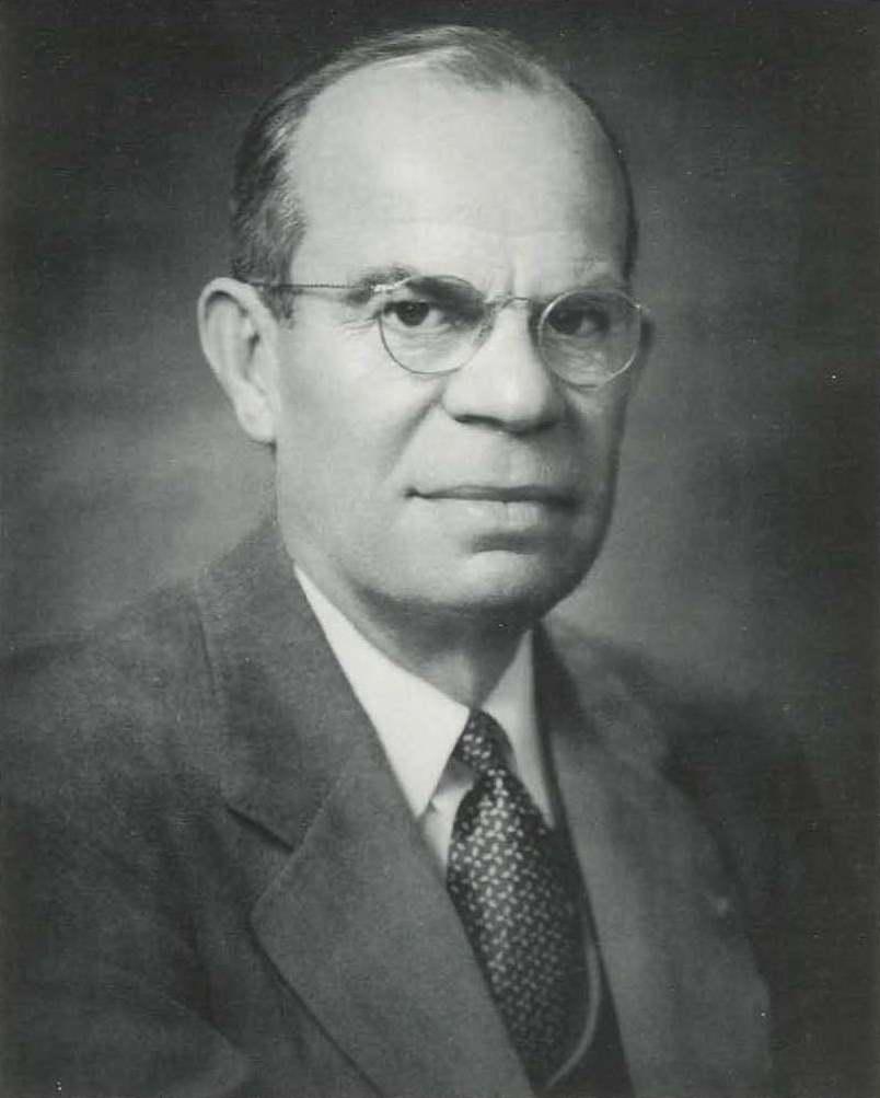 Mayor Charles Henry Martens in The Syllabus (of East Orange High School) 1953
