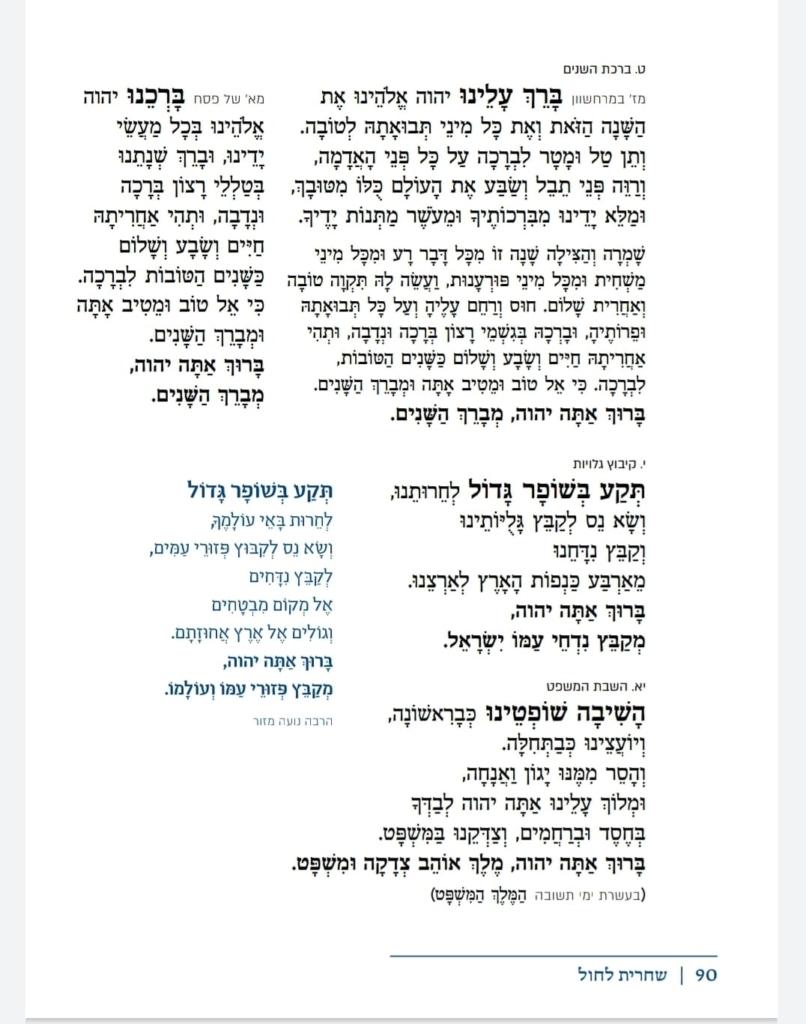 Tefilat ha-Adam p.90