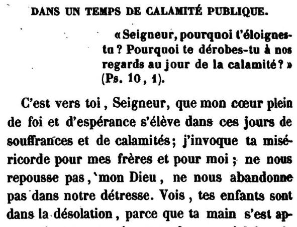 Dans un temps de calamité publique (Jonas Ennery and Arnaud Aron 1852) - cropped