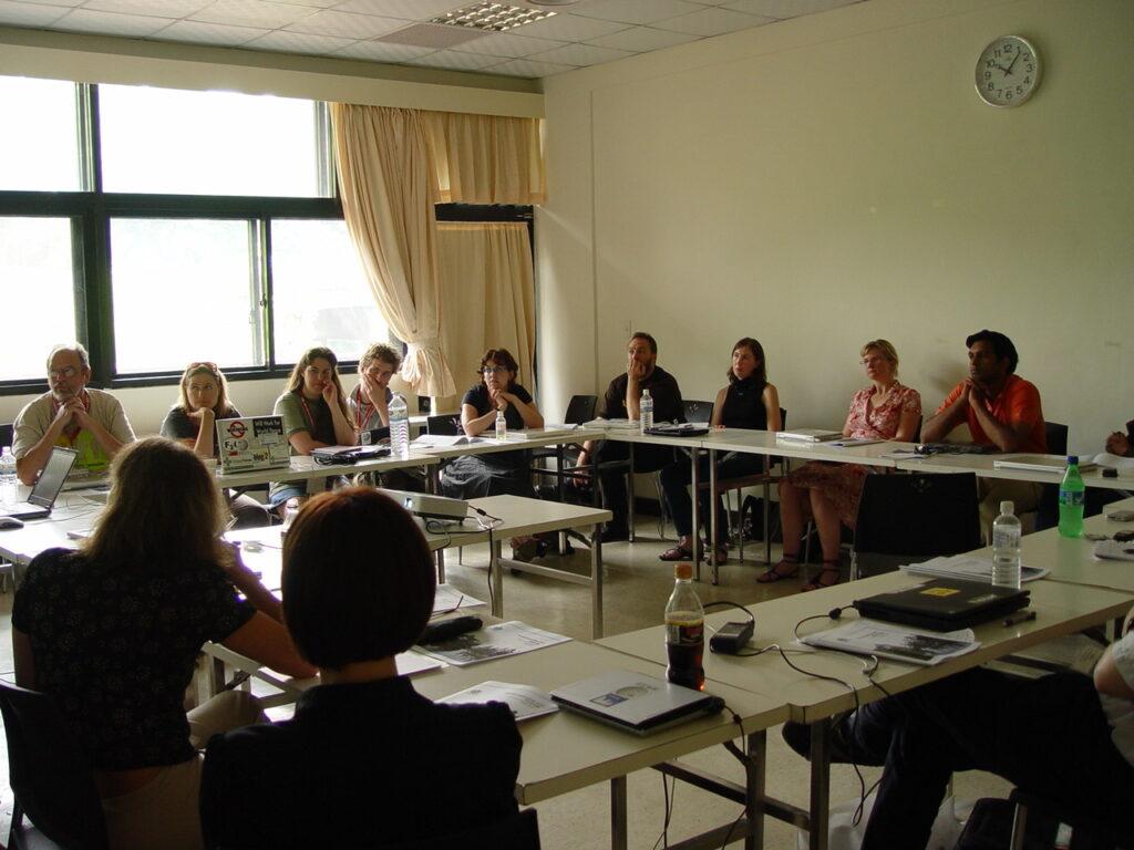 Wikimedia Advisory Board Meeting (credit: Chih Hau Taiwan, license: CC BY-SA)