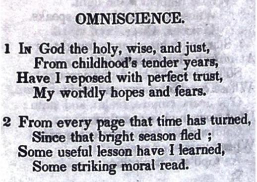 Omniscience - Penina Moïse Cohen (1842) - cropped